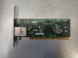 Сетевые карты и адаптеры - Оптическая сетевая карта Allied Telesis AT-2931SX/, 0