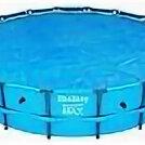 Прочие аксессуары - Солнечное покрывало для каркасных бассейнов 549 см (d 527 см), 0