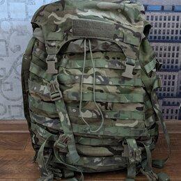 Рюкзаки - Рюкзак военный 90 литров Virtus армии Великобритании в камуфляже MTP, 0