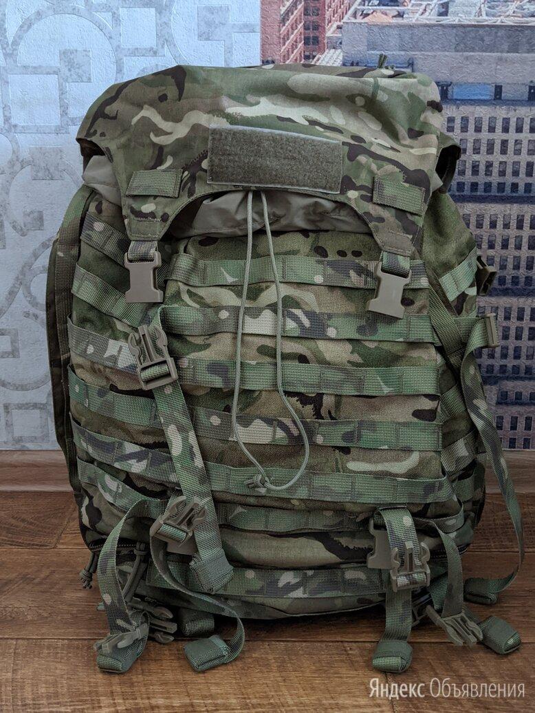 Рюкзак военный 90 литров Virtus армии Великобритании в камуфляже MTP по цене 20000₽ - Рюкзаки, фото 0