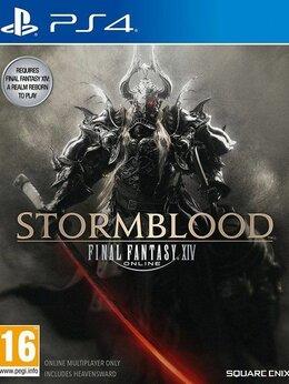 Игры для приставок и ПК - Видеоигра Final Fantasy XIV (14): Stormblood (PS4), 0