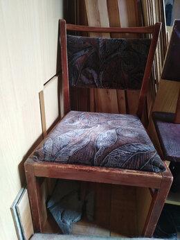 Стулья, табуретки - Мягкий стул, 0