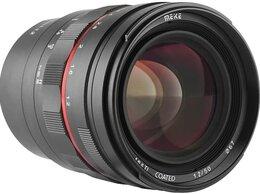 Объективы - Объектив Meike MK-50mm f/1.2 для Nikon Z-mount, 0