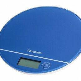Прочая техника - Весы кухонные Rolsen KS-2906, 0