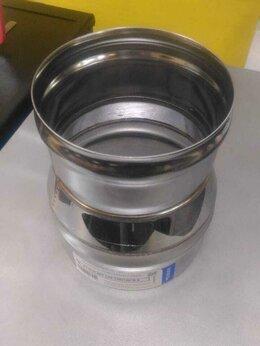 Дымоходы - Переходник дымохода 130х150 (430/0,8), 0