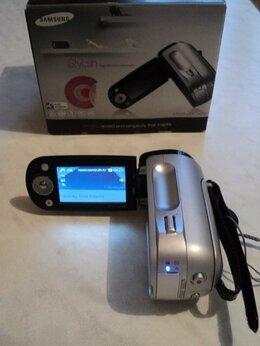 Видеокамеры - Видеокамера цифровая Samsung, 0