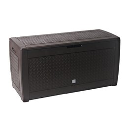 Плетеная мебель - Ящик с ручками 310 л венге Prosperplast Boxe Matuba, 0