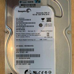Внутренние жесткие диски - HDD Seagate Barracuda ST3160318AS, 0