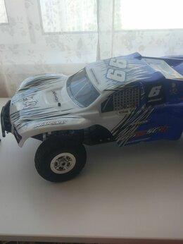 Радиоуправляемые игрушки - Радиоуправляемый шорт-корс Nanda BD8R EP 4WD, 1:8, 0