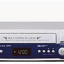 Видеомагнитофоны - Видеомагнитофон JVC HR-J495EE, 0