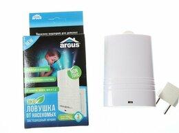 Ночники и декоративные светильники - Ночник-ловушка от комаров, мошек, мух ARGUS, 0