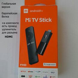 ТВ-приставки и медиаплееры - Xiaomi MI TV stick - андроид тв приставка, 0