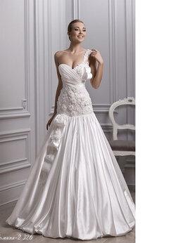 Платья - Продажа. Новое свадебное платье, р.46, 0