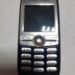 Мобильные телефоны - Sony Ericsson J200i Dark Blue, 0