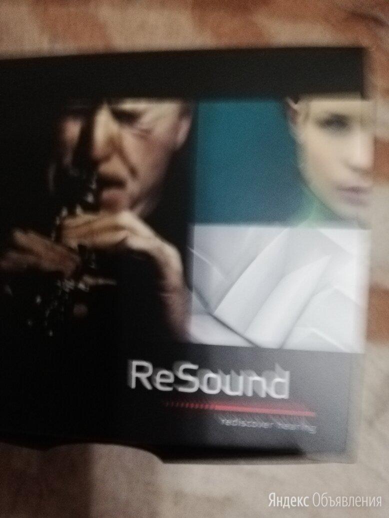 Слуховые аппараты ReSound Vea170 2шт. по цене 9000₽ - Устройства, приборы и аксессуары для здоровья, фото 0