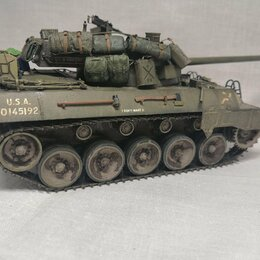 Сборные модели - Модель танка M18 hellcat , 0