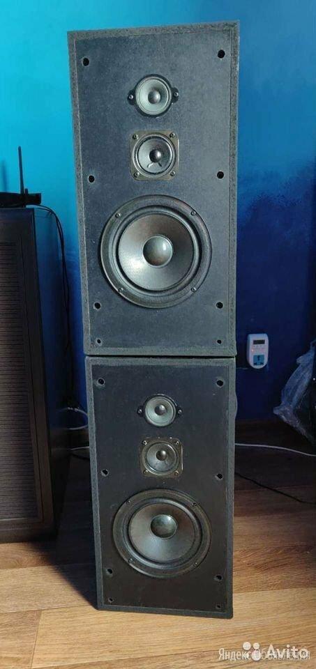 колонки Sony  по цене 4000₽ - Комплекты акустики, фото 0