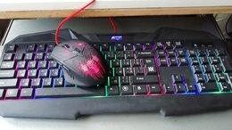 Комплекты клавиатур и мышей - Новый комплект Defender Anger MKP-019, 0