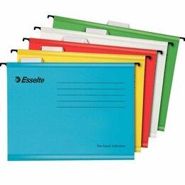 Сопутствующие товары - Папки подвесные архивные, 0