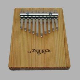 Клавишные инструменты - Мозеръ KMKm-2 Florin Калимба, 10 язычков, массив…, 0