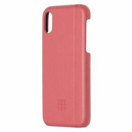 Чехлы - Чехол Moleskine для iPhone X IPHXXX розовый…, 0