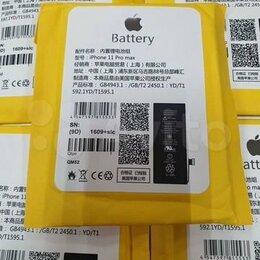 Аккумуляторы - Аккумулятор на iPhone 11 Pro Max (Оригинал), 0