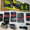 Зарядное для аккумулятора  Li ion 3,7V 18650, 21700, 32650, AA, AAA по цене 650₽ - Зарядные устройства и адаптеры питания, фото 1