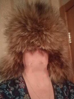 Головные уборы - Роооскошная меховая мужская шапка -ушанка, 0