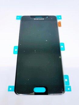 Дисплеи и тачскрины - Дисплей Samsung A510 Galaxy A5 2016 модуль…, 0