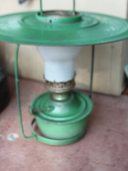Настольные лампы и светильники - лампа керосин, 0