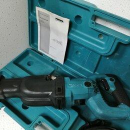 Пилы сабельные и электроножовки - Сабельная пила Makita JR3060T, 0