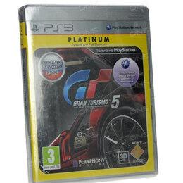 """Игры для приставок и ПК - Игра """"Gran Turismo 5"""" Platinum, 0"""