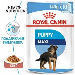 Корма  - Royal Canin Maxi Puppy Корм консервированный для…, 0