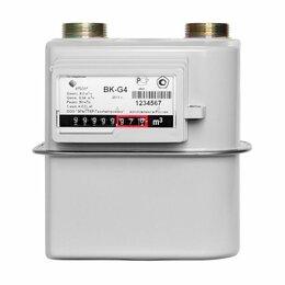 Счётчики газа -  Счетчик газа Elster BK G4 Левый 2021 год, 0