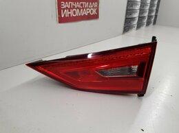 Электрика и свет - Фонарь задний правый внутренний (Audi A3), 0