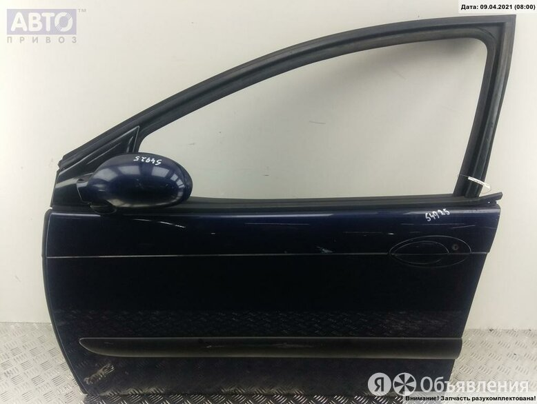 Дверь боковая передняя левая Citroen C5 по цене 4300₽ - Кузовные запчасти, фото 0