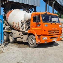 Строительные смеси и сыпучие материалы - Бетон М200 доставка, 0