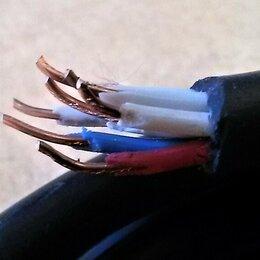Кабели и провода - Кабель медный 7-ми (семижильный), 0