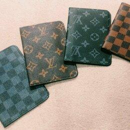 Обложки для документов - Обложка на паспорт Louis Vuitton, 0