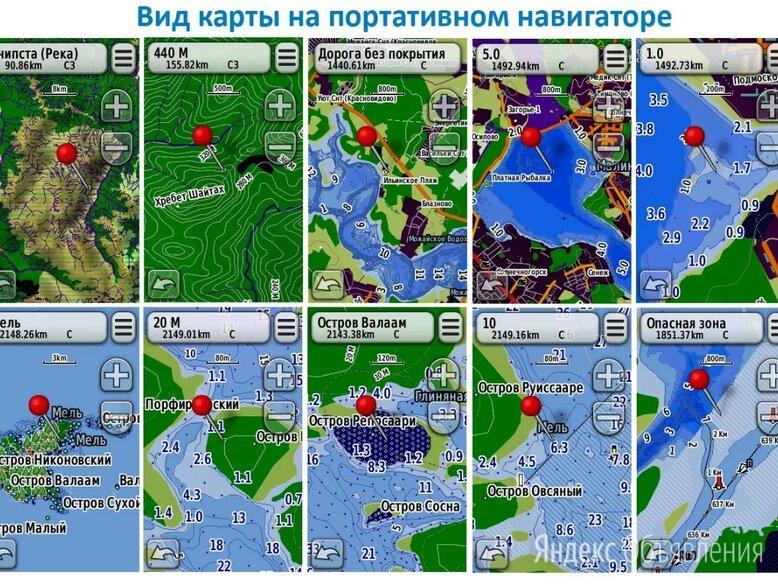 Карта для навигатора Garmin по цене 1000₽ - Карты и программы GPS-навигации, фото 0