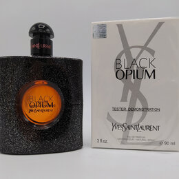 Парфюмерия - Парфюмерная вода Yves Saint Laurent Black Opium 90 мл, 0