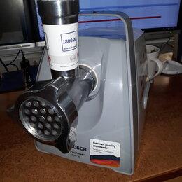 Мясорубки - Мясорубка Bosch mfw 66020(новая.600вт.3кг), 0