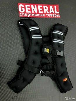 Аксессуары для силовых тренировок - Жилет утяжелитель SportShiny 10 kg D1, 0