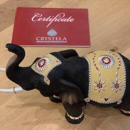 Статуэтки и фигурки - Подарок в коробочке слон, новое , 0
