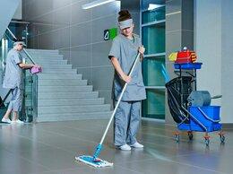 Уборщица - Уборщик производственных и служебных помещений в…, 0