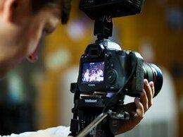 Фото и видеоуслуги - Видеооператор, 0
