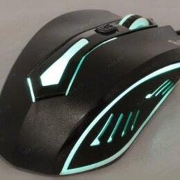 Мыши - Проводная компьютерная мышка, 0