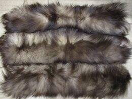 Накидки - Мех новый чернобурой лисы, 0