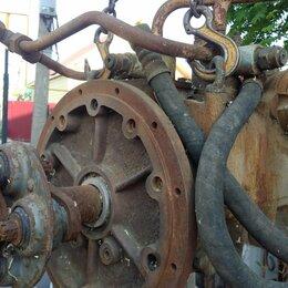 Двигатель и комплектующие - Насос гидравлический экскаватора , 0