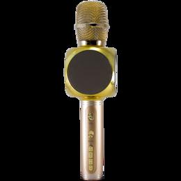Микрофоны - Караоке - Микрофон YS-63 золотой, 0
